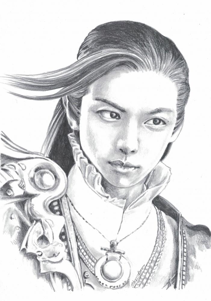 Xu Ke by ZiaCz
